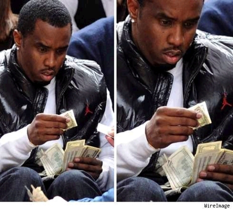 wtf is this dollar bill doing here? thought i only had benjamins