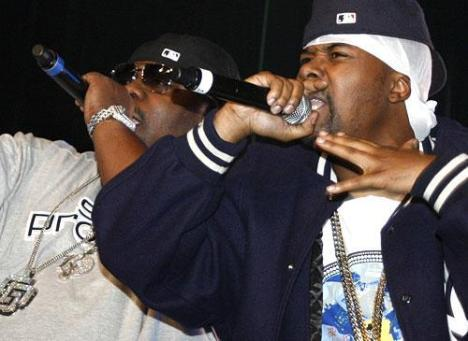 Beanie Sigel and Memphis Bleek